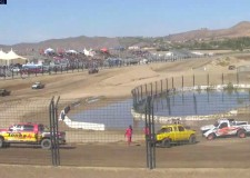 Lucas Oil Off Road Regionals – Lake Elsinore – Oct 11 2014 – Mini Stock
